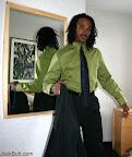 Black Muscle Hunk Ian