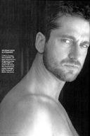 Gerard Butler - Sexy and Manly, Hot Muscle Male Celebrity