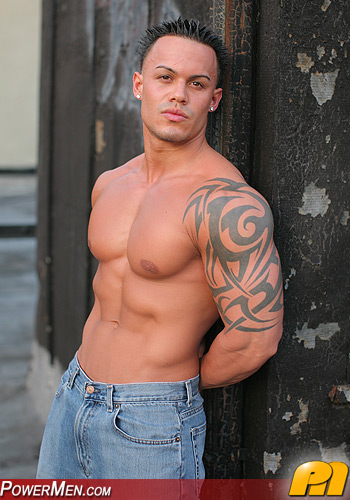 Muscle Hunk PowerMen Speedy