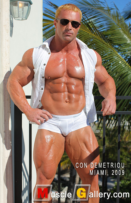Muscle Gallery Hunk Con Demetriou