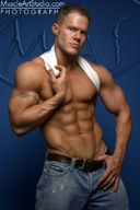 Jake Alan Purdy - Personal Trainer and Fitness Model