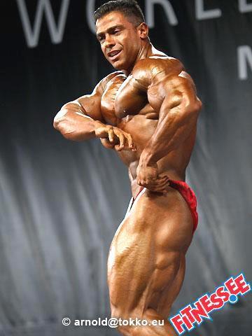 Baitollah Abbaspour Bodybuilder from Iran
