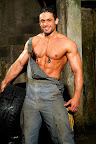 Latin Muscle Hunk Adrian Fernandes