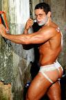 Latin Muscle Hunk Adrian Fernandes