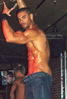 Marcus Patrick - Male Stripper, Playgirl Model