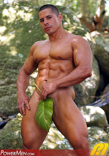 Muscle Hunks PowerMen Gaucho Escobar