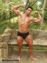 Sexy Male Bodybuilder, MuscleHunks - Tony Da Vinci