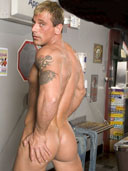 Woody - Super Huge, Ripped Muscle Stud