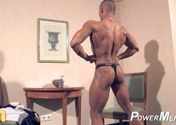 Young Muscle Hunk PowerMen - Dante Putkov