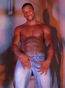 Big Latin Muscle Hunk - Jefferson