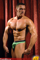 Xander - Muscle Hunk from PowerMen, kick-boxer and wrestler
