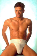 Sexy Muscle Men in White Underwear Pictures Gallery 4