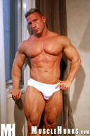 G-Force - Male Bodybuilder, Big Muscle Man Daddy