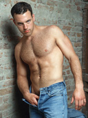 Anthony Mills - Sexy Hairy Muscle Men