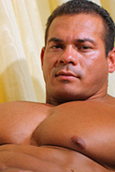 Tito Ortiz Latin Daddy Muscle from MuscleHunks HD