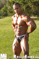 Hot Muscle Hunk, Competitive Heavyweight Bodybuilder - Felipe Gigante