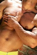 Mike Morelli - Big Muscle Hunk Bodybuilder