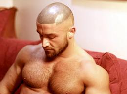 Francois Sagat - Muscle Hunk Gay Porn Star