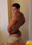 Earl Wallace - Muscle Guy Next Door from PowerMen