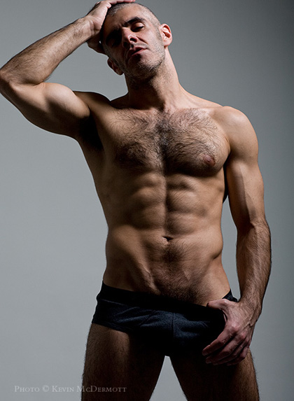 Farhad - Hot Hairy Muscle Man with Sexy Facial Hair