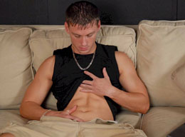 Branwell - Hot and Young Muscle Man