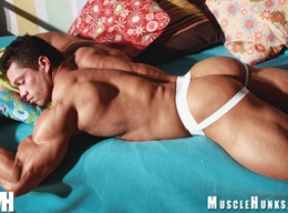 Angel Cordoba - Big Muscle Guy of Your Fantasy - Gallery 2