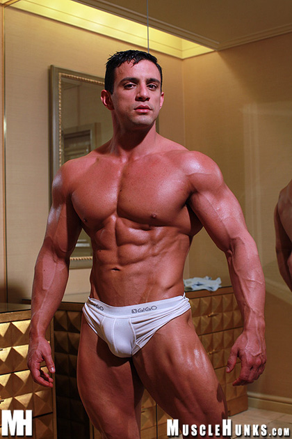 Macho Nacho - Nevada's Greatest Muscle Hunk
