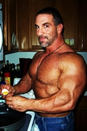 Muscle Daddy and Hairy Muscular Men - Gallery 5