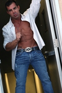 Hot Muscle Man - Alexandre, Ripped Muscled