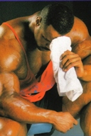 Hot Muscle Men and Bodybuilders with Towels - Gallery 6