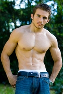 Michael Fitt - Hot Fitness Personal Trainer, Male Model