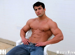 Benjamin Jackson - Beautiful Muscleboy Pictures Gallery 1