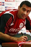 Justo Villar - Captain of Paraguay