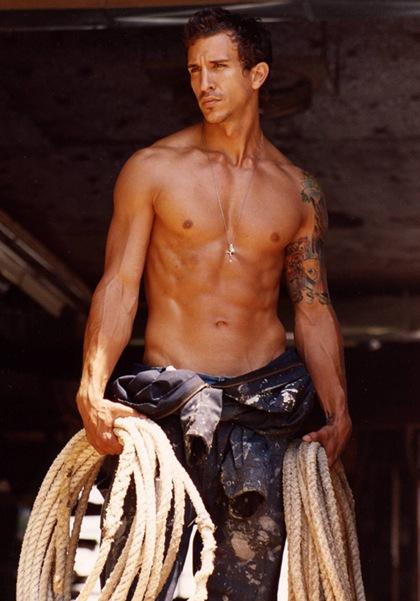 Francisco Randez - Canadian Fashion Male Model