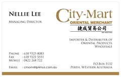 CMOM Business Card