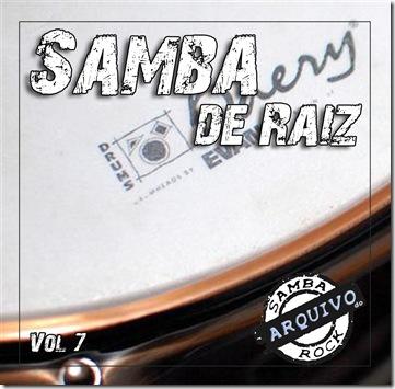Samba de Raiz 7