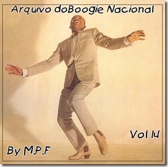 ARQUIVO DO BOOGIE NACIONAL by M.P.F. VOL. 14