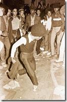 AJB/RIO - 11/02/08 MOVIMENTO 'BLACK POWER' NO RIO DE JANEIRO FOTO PRODUZIDA EM 14/07/1976 FOTO: ALMIR VEIGA/CPDoc JB