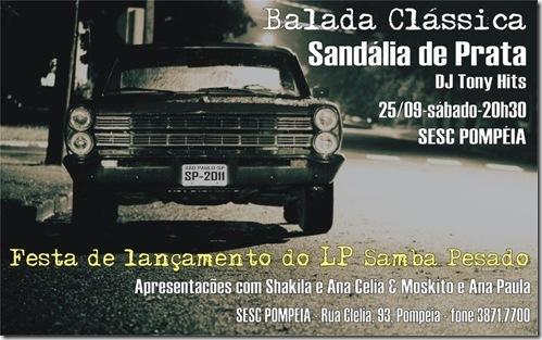 LP SANDALIA