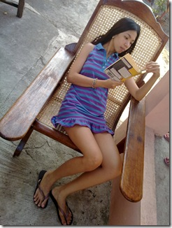 stef reading