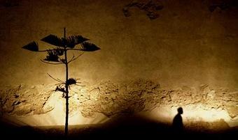 a man..a tree..a wall_rinaldo romani