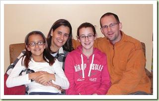 Mackin Family, Christmas 2010