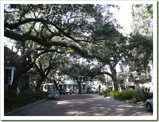 Jones Street, Savannah