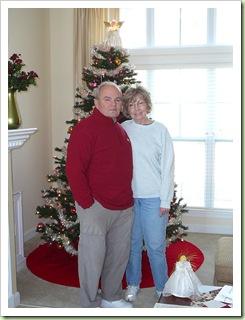 Christmas hosts - Alek & Lorrie