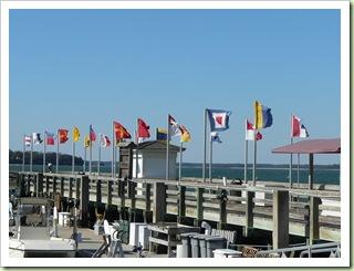 Harbor Town pier