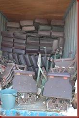 stored seats