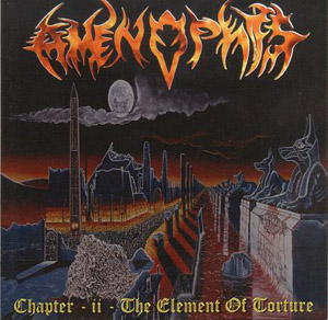 Amenophis - Chapter II - The Element Of Torture