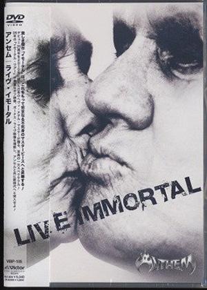 Anthem - Live Immortal