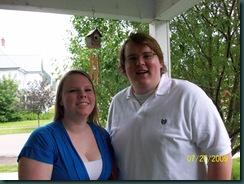 Reid and Rachel