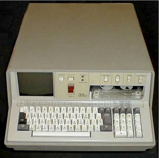 Me revoilou !! IBM5100